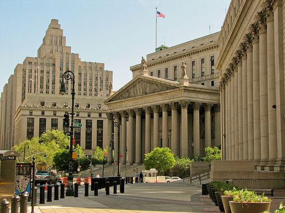 Classification des infractions pénales dans l'Etat de New York