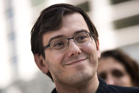 Sept ans de prison pour le trader Martin Shkreli