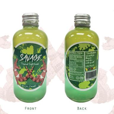Savage Soft Drink