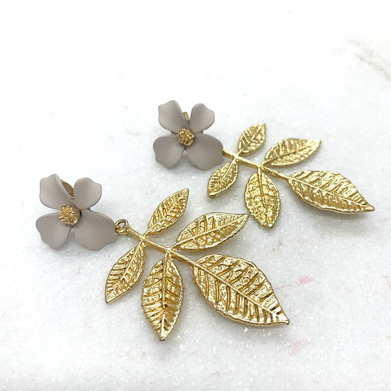 Flowers and Petals Earrings