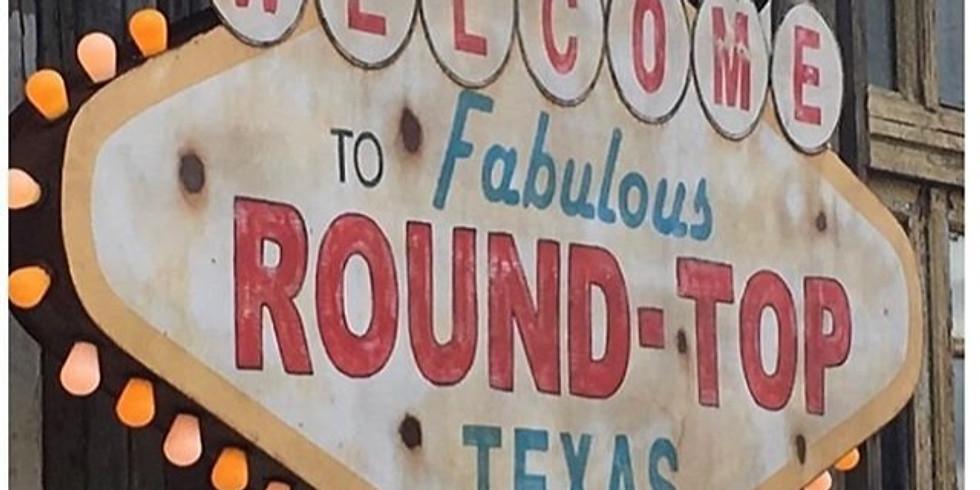 Round Top Antique Show In Round Top Square