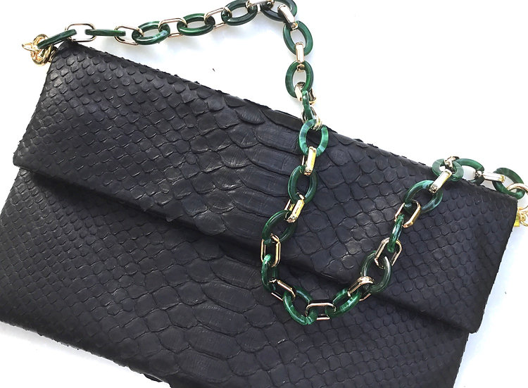 Perfect Black bag with strap