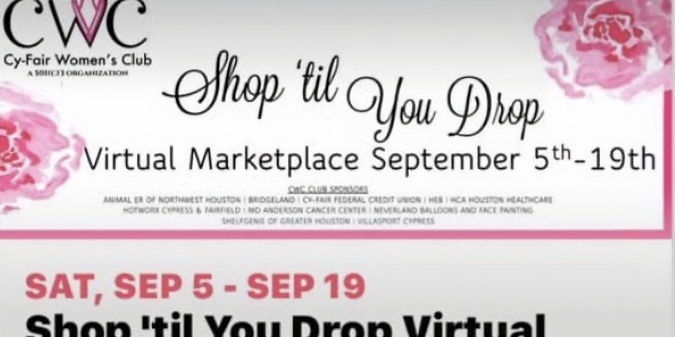 Shop til you drop VIRTUAL Marketplace
