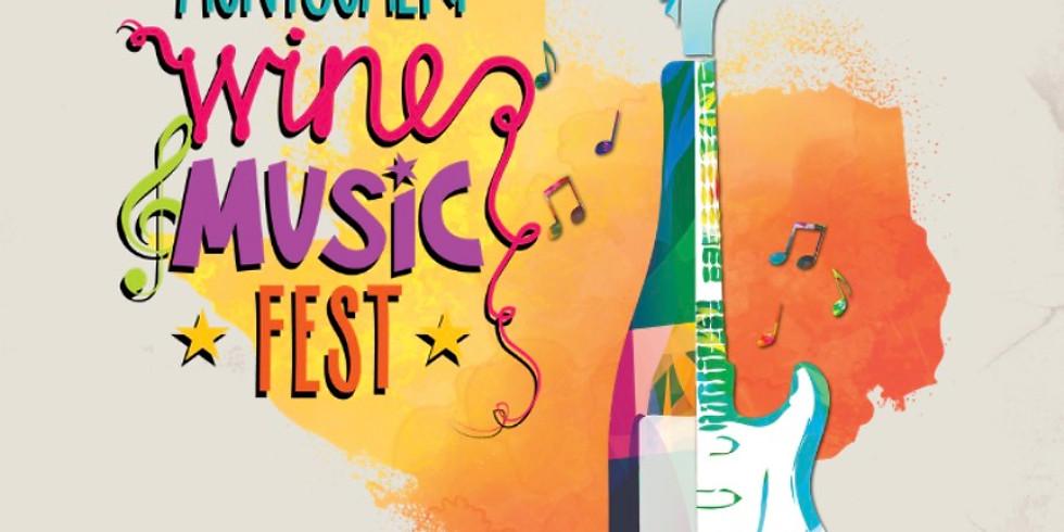Annual Montgomery Wine and Music Festival