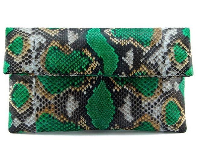Amazing Emerald Green Clutch