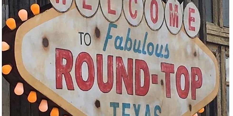 CANCELLED Round Top Antiques Fair in Round Top Square CANCELLED
