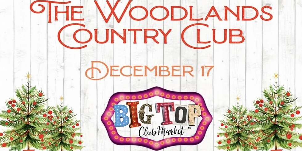 The Woodlands Country Club Holiday Market
