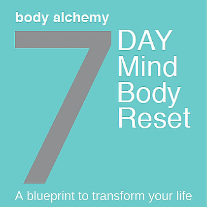 The 7 Day Mind Body Reset