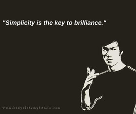 THE ELEGANCE OF SIMPLICITY
