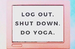 Monday Mantra! Take the much needed you