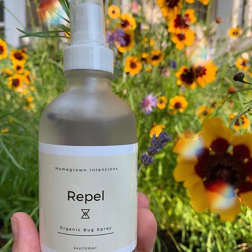 Organic Insect Spray