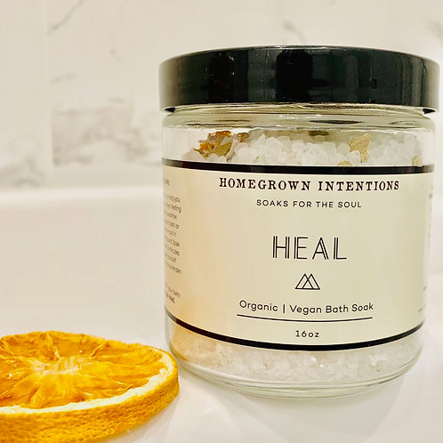 Heal Bath Soak