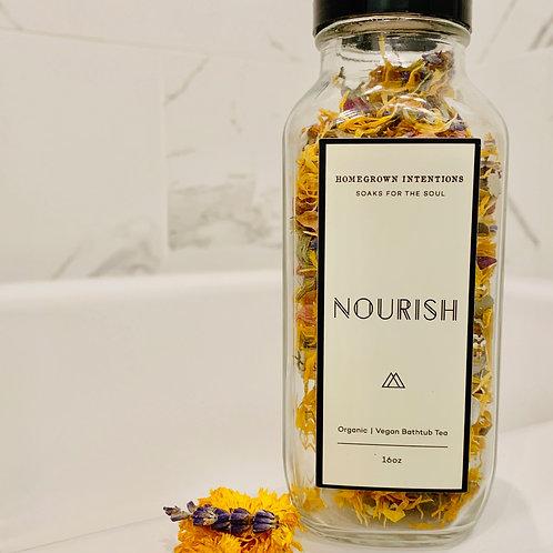 Nourish Bathtub Tea Soak