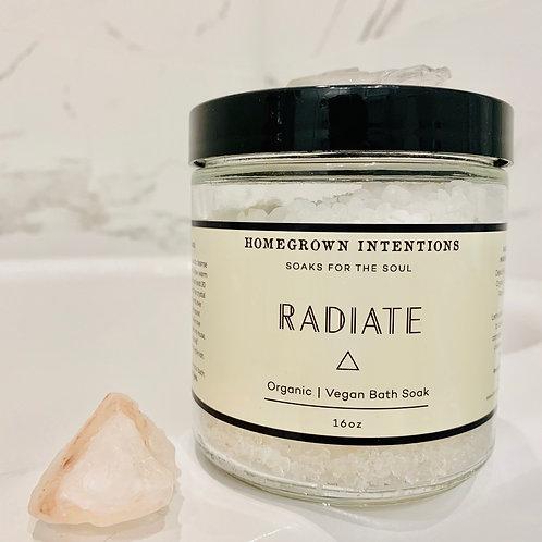 Radiate Bath Soak