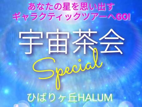 【2021/4/26(月)シロさんSpecial 宇宙茶会 立春~~ライトランゲージでつながる銀河の系譜~  】