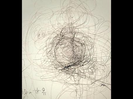 【2021/7/22(木) 創造性に目醒めるart wark】       ✴︎✴︎テーマ『見えない世界を描こう』✴︎✴︎