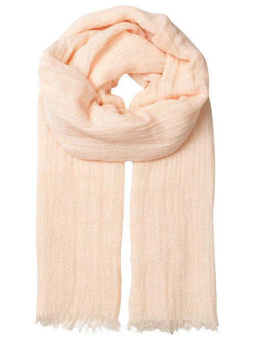 Solid Linen Scarf