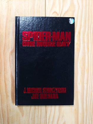 Spider-Man: One More Day (J. Michael Straczynski)