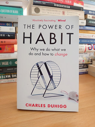 The Power of Habit: Why We Do What We Do in Life and Business ( Duhigg, Charles)
