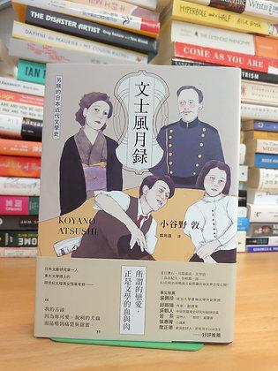 文士風月錄:另類的日本近代文學史( 小谷野 敦)