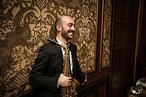 Saxophone et DJ - Soirée de mariage à Pa