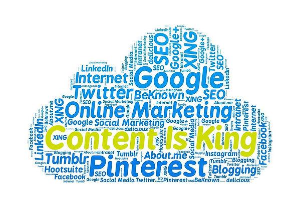 Beispielbild für Contentmarketing