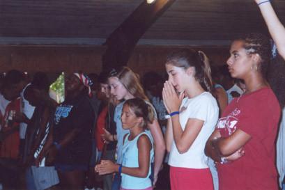 Praying - group of girls.jpg