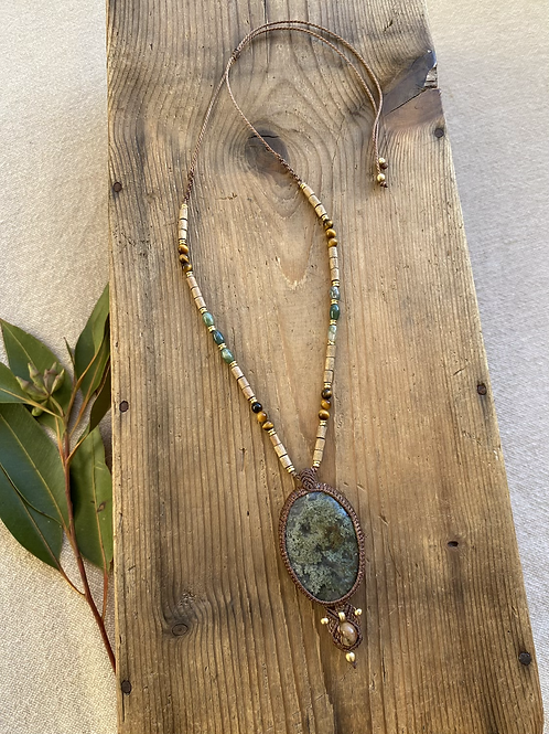 Earth Connection - Moss Agate
