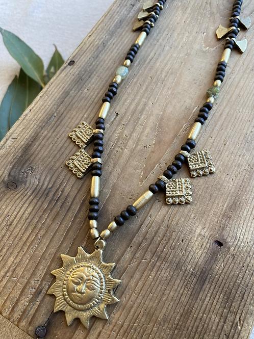 Matahari Sun necklace
