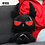 Thumbnail: DARK RABBIT PLUSH DOLL 14""