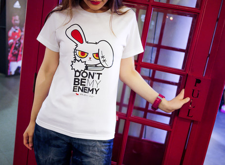 Bunny T-shirt New collection!