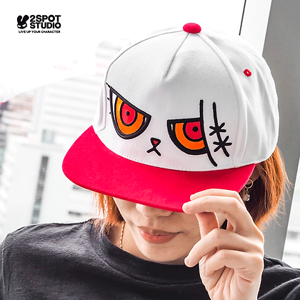 ฺBLOODY BUNNY (FACE) CAP