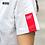 Thumbnail: Bloody Bunny T-Shirt - Plotting revenge (White)