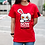 Thumbnail: Bloody Bunny T-Shirt - Plotting revenge (RED)