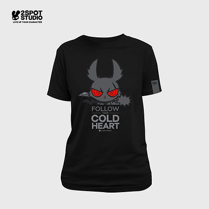 Dark Rabbit T-Shirt - COLD HEART