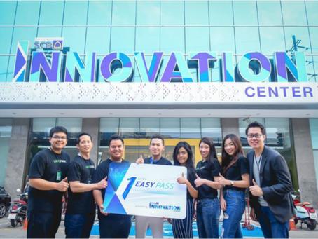 Blue Parking คว้ารางวัลพิเศษจากธนาคารไทยพานิชย์ ในการแข่งขัน Line Hack Thailand 2016