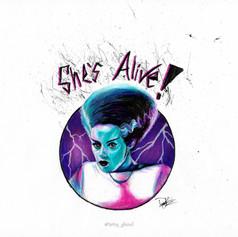 """""""She's Alive!"""""""