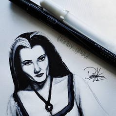 """""""Lily Munster"""""""