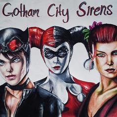 """Gotham City Sirens"""