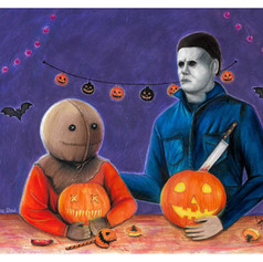 """Pumpkin Carving"""