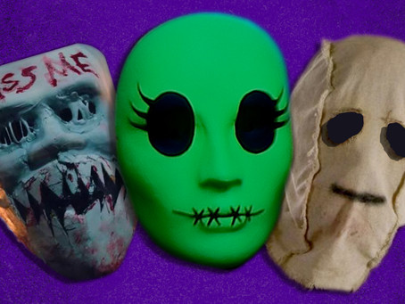 Mask Up: A Look at Some of My Favorite Masks in Horror