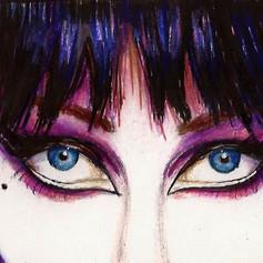 """""""Elvira Eyes"""""""
