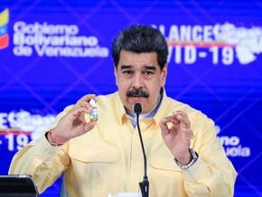 Maduro diz garantir abastecimento de oxigênio em Roraima e Amazonas