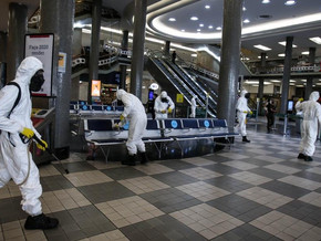 Brasil proíbe entrada de viajantes vindos da África do Sul para impedir variante do coronavírus