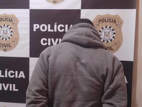 Polícia Civil - Homem é preso por descumprimento de prisão domiciliar em Piratini-RS