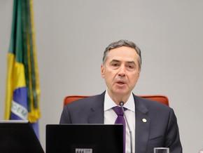 Barroso suspende julgamento sobre imposto zero para armas