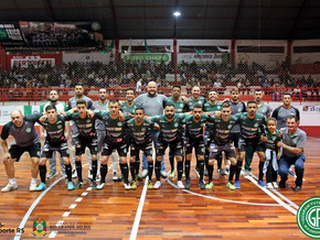 Guarani inicia returno com goleada