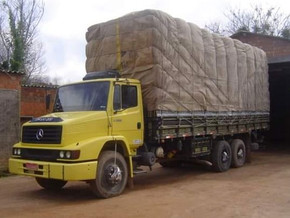 Caminhão com carga de fumo furtado em Tapes é encontrado em São Leopoldo