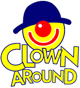 Clown Around Top Logo 165.png