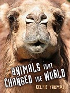 Book cover of Animals That Changed the World